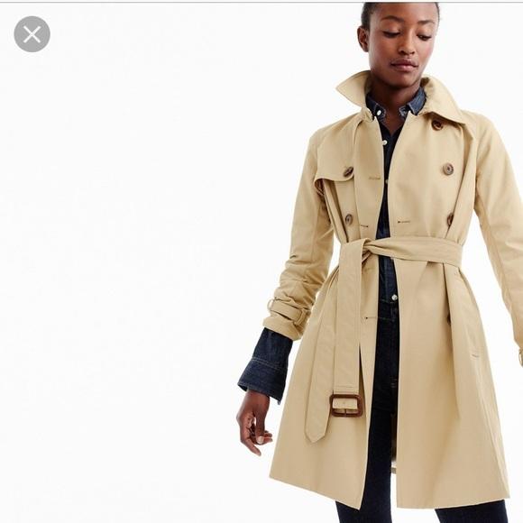 753292fa9942 J. Crew Jackets & Coats | J Crew Iconic Trench Coat 0 Xs | Poshmark